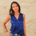 UK founder of Tulinawe, Shamila Mhearban, Director of Gingko People, a HR consulting firm based in London